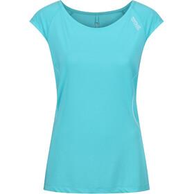 Regatta Limonite II - T-shirt manches courtes Femme - turquoise